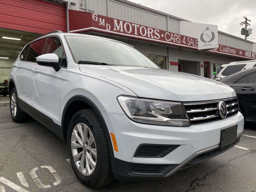 Gmd motors - 2019 Tiguan 2.0T S 4MOTION