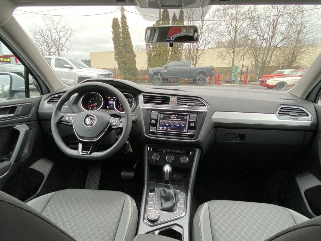 2019 Volkswagen Tiguan 2.0 S 4 MOTION