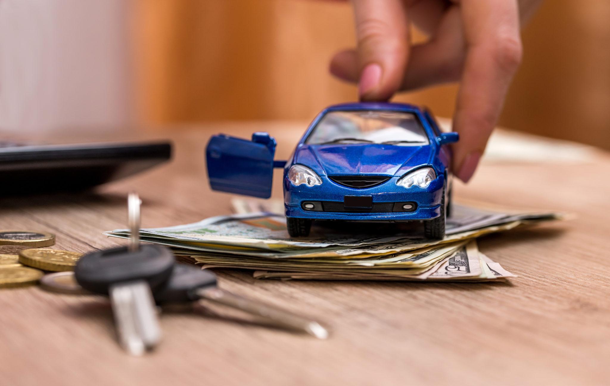 взять займ под залог автомобиля онлайн